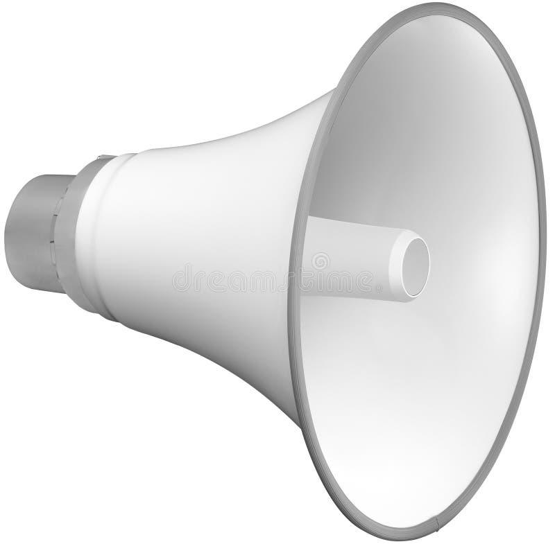 megafono immagini stock