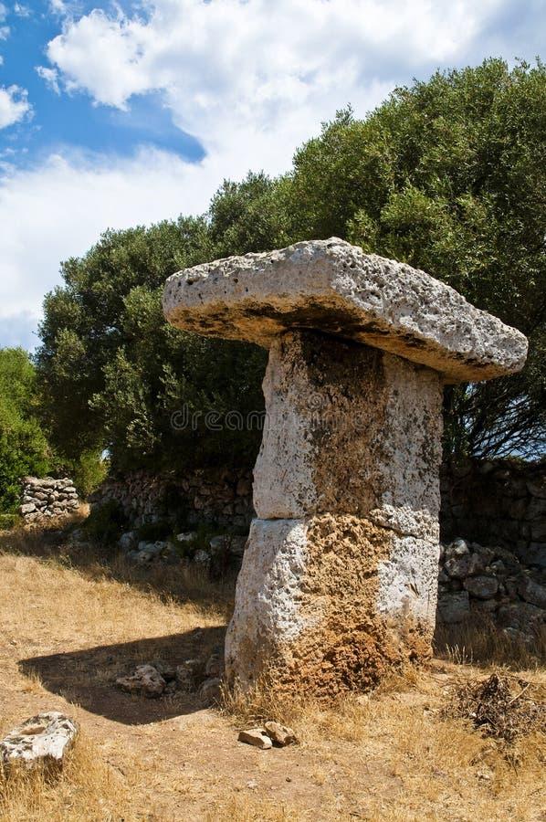 megalithic torretrencada таблицы стоковые фото