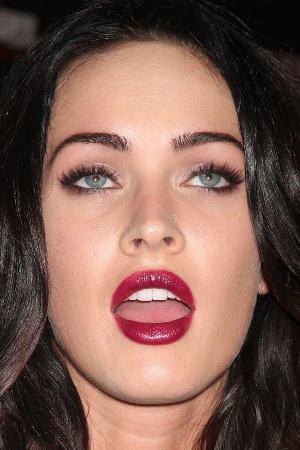 Megan Fox obraz royalty free