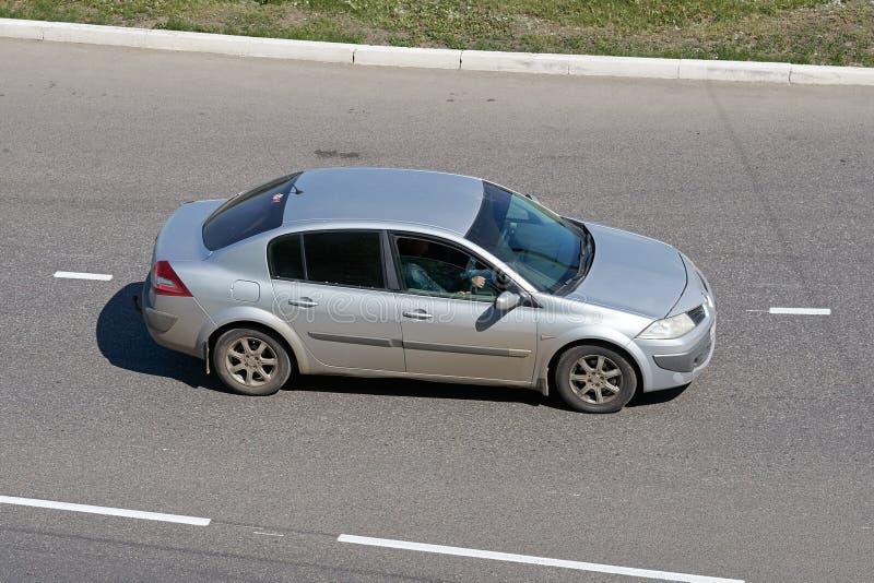megane Renault zdjęcia stock