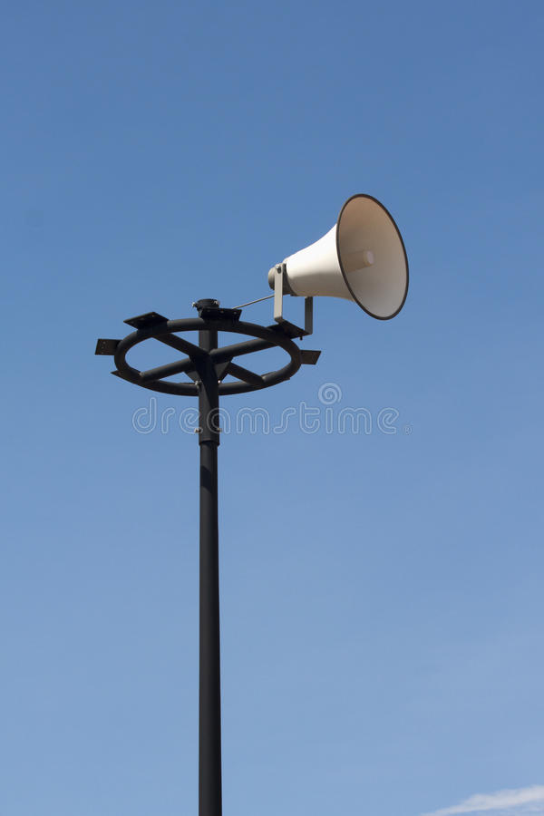 Download Megaphone Royalty Free Stock Image - Image: 20648156