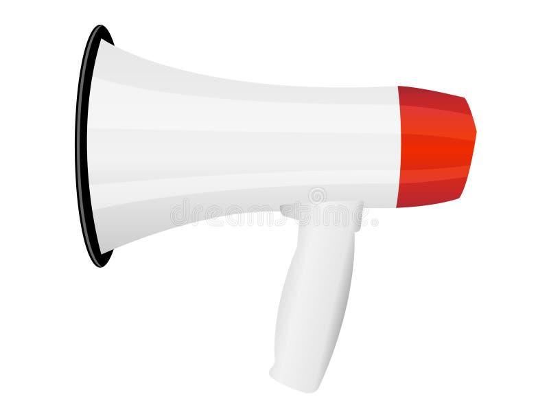 Download Megaphone stock vector. Image of loudspeaker, loud, alert - 29014343