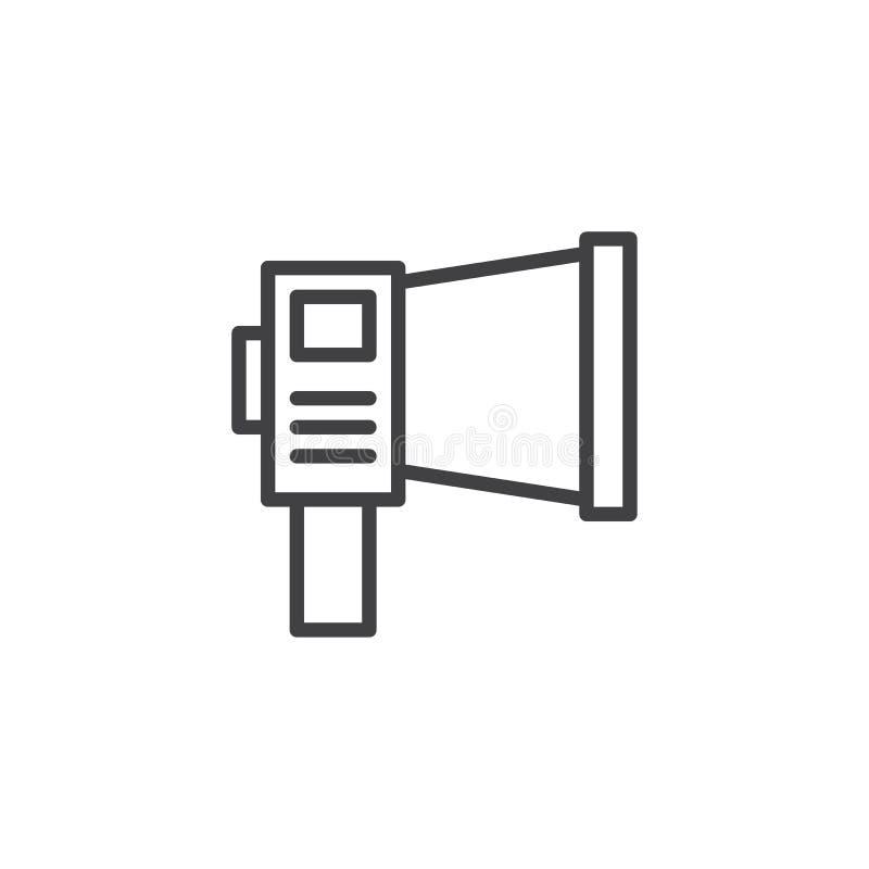 Awesome Loudspeaker Symbol Crest - Wiring Diagram Ideas - blogitia.com
