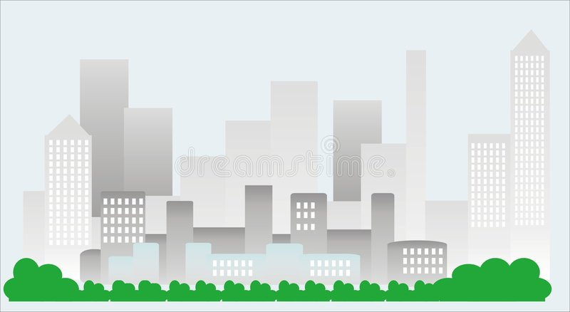 Megapolis fotos de stock royalty free