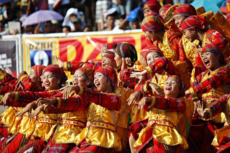Meguyaya festiwal zdjęcia stock