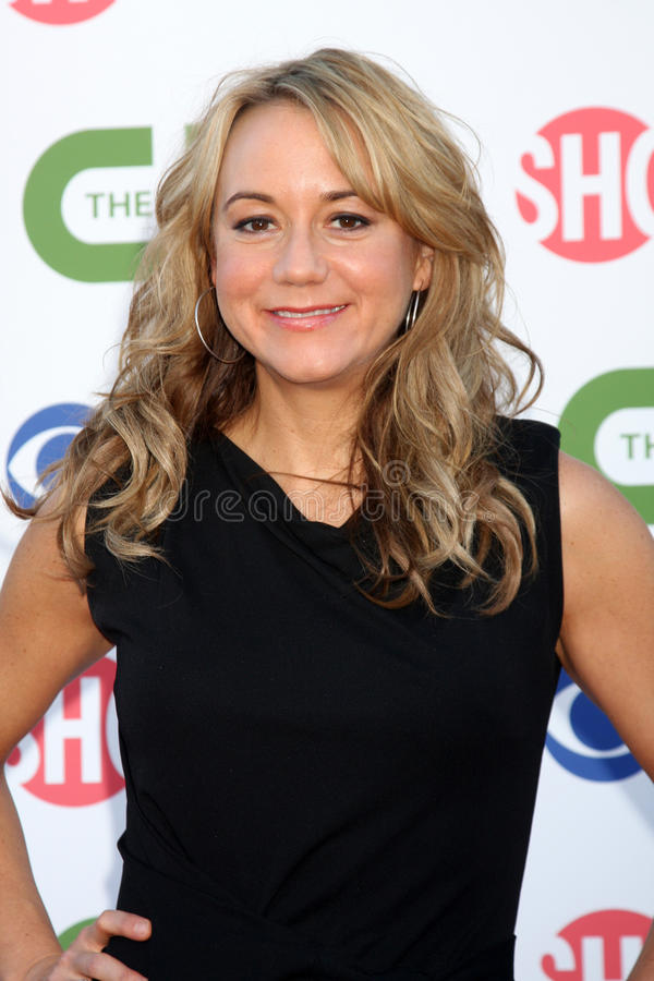 Megyn Price royalty free stock photography