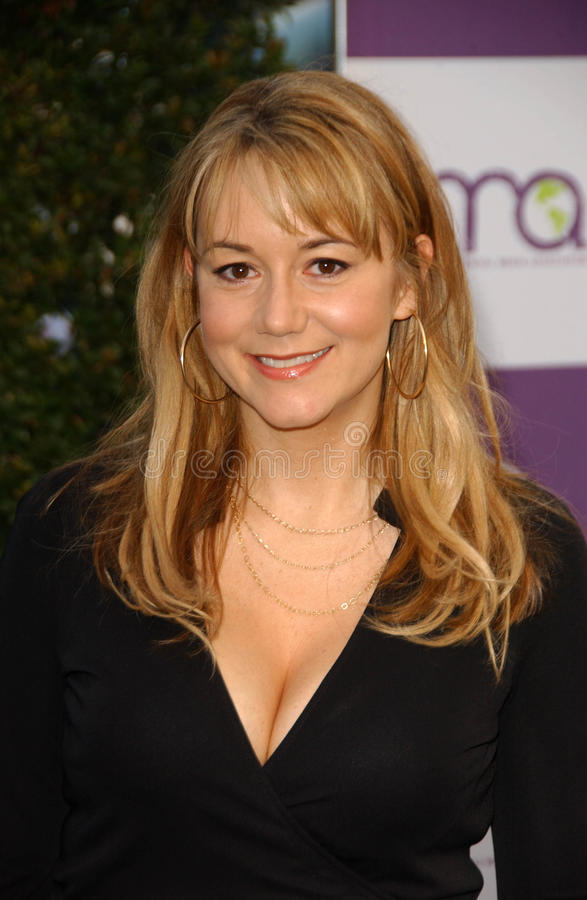 Megyn Price. At the 17th Annual Enviromental Media Association Awards. Ebell Club Of Los Angeles, Los Angeles, CA. 10-24-07 stock photo