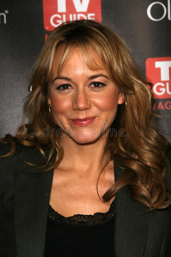 Megyn Price. At TV Guide Magazine's 2010 Hot List, Drai's, Hollywood, CA. 11-08-10 royalty free stock photography