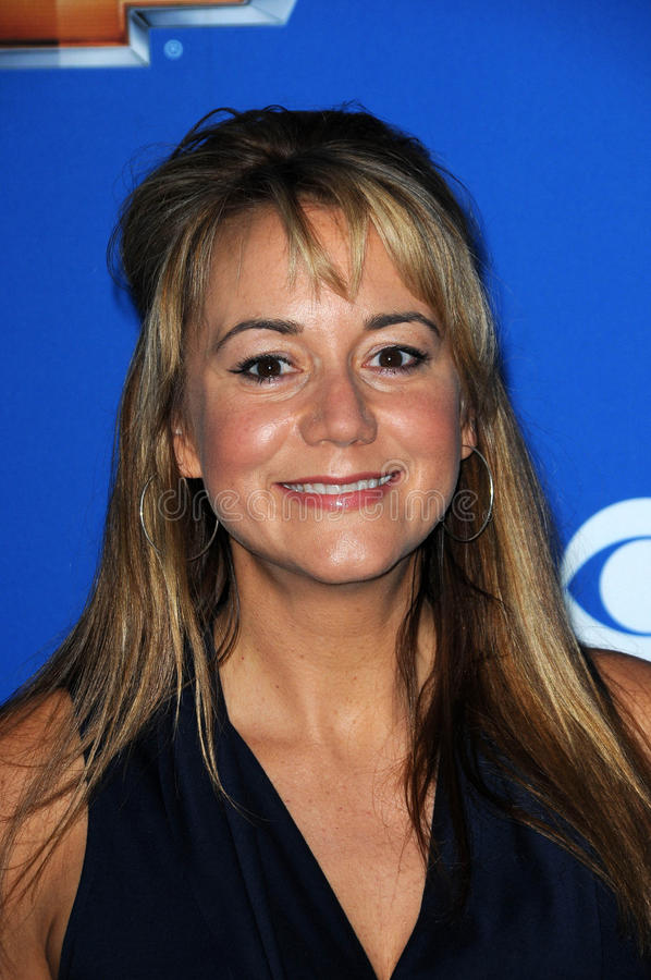 Megyn Price stock images