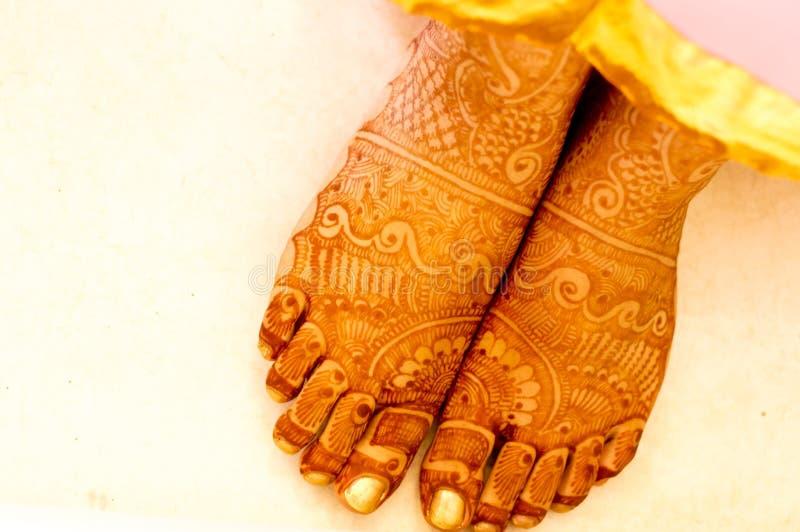 Mehndi Hands Powerpoint : Mehendi henna designs on hands of woman stock photo image