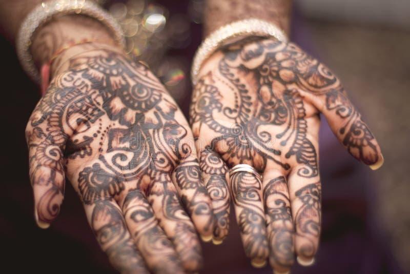 Mehndi, Pattern, Design, Henna royalty free stock photos