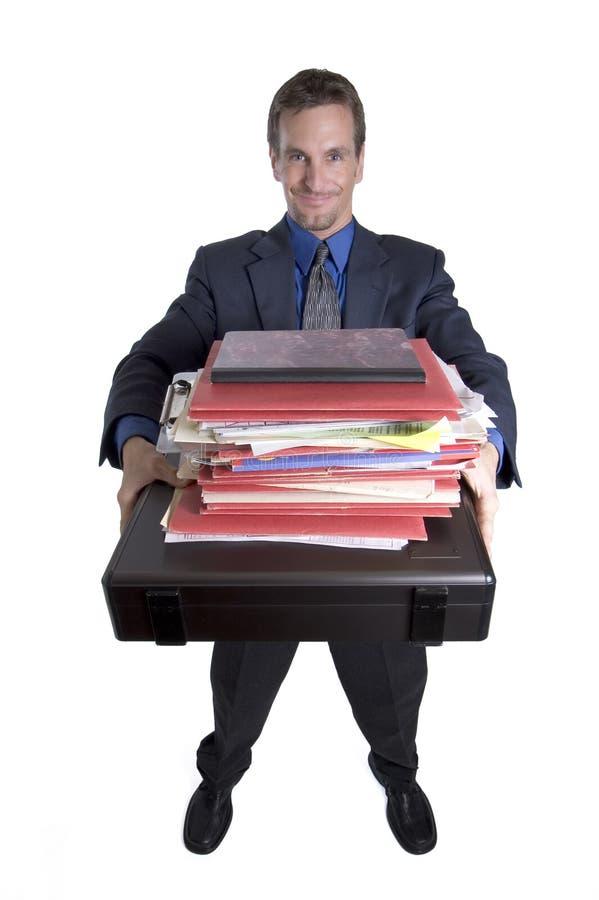 Mehr arbeiten? lizenzfreie stockfotos