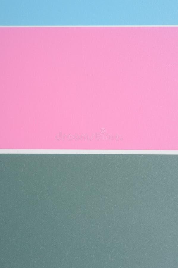 Mehrfarbenhintergrund von einem Papier von verschiedenen Farben lizenzfreies stockfoto