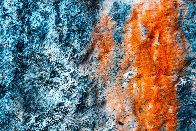 Mehrfarbenschmutzhintergrund mit abstrakten Farben von Rotem, helles Blaues, weiß und ockerhaltig, Granitsteinbeschaffenheit Vers lizenzfreie stockfotos