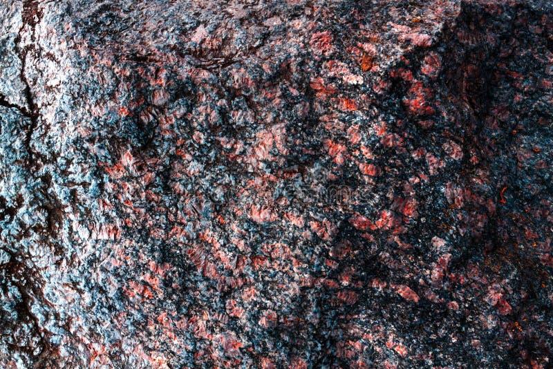 Mehrfarbenschmutzhintergrund mit abstrakten Farben von Rotem, helles Blaues, weiß und ockerhaltig, Granitsteinbeschaffenheit Vers lizenzfreies stockbild