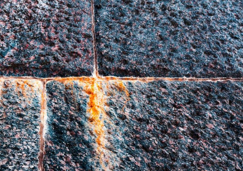 Mehrfarbenschmutzhintergrund mit abstrakten Farben von Rotem, helles Blaues, weiß und ockerhaltig, Granitsteinbeschaffenheit Vers stockbilder