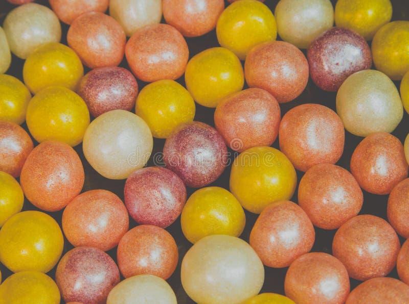 Mehrfarbige Perlens??igkeit stockfoto