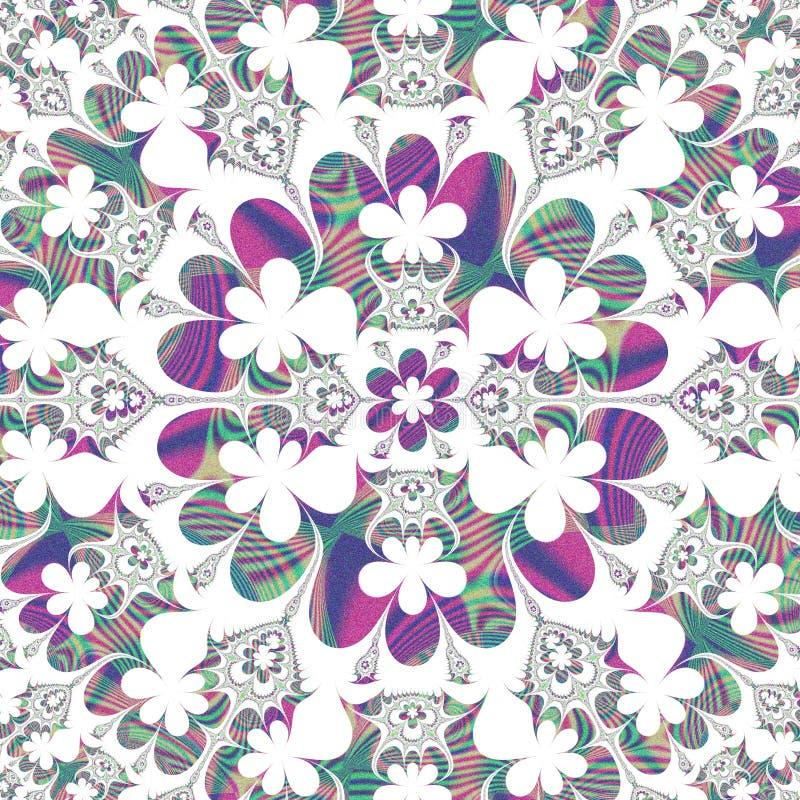 Mehrfarbiges Muster vektor abbildung