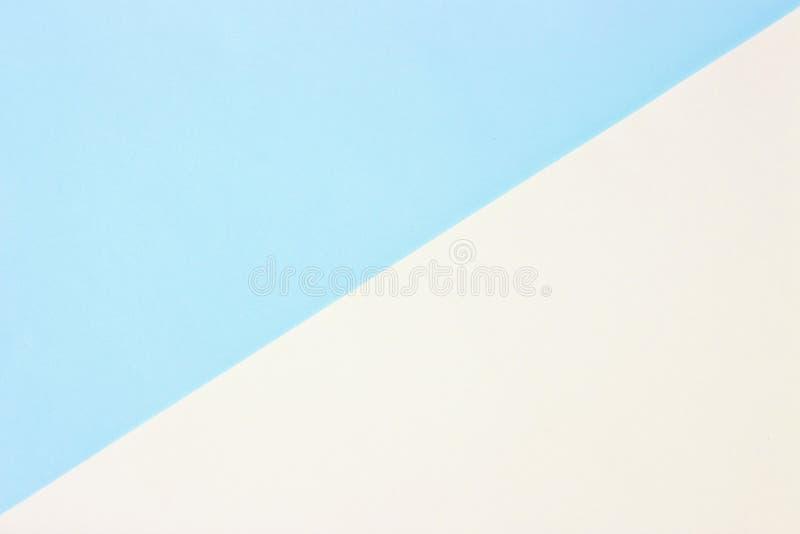 Mehrfarbiges Papier von Pastellfarben, Beschaffenheit, Hintergrund, geometrische Abstraktion lizenzfreie stockfotos