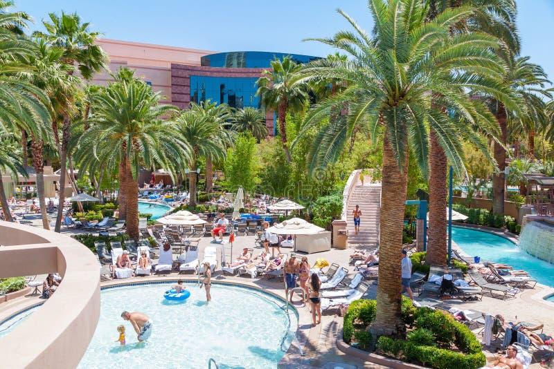 13 mei, 2008 in Las Vegas, Nevada de V.S. stock foto
