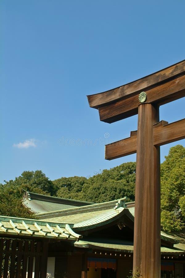 Free Meiji-Jingo Shrine, Tokyo, Japan Royalty Free Stock Photos - 7428758