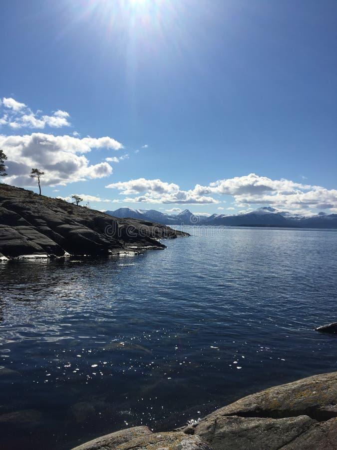 Meilleur de la Norvège images libres de droits
