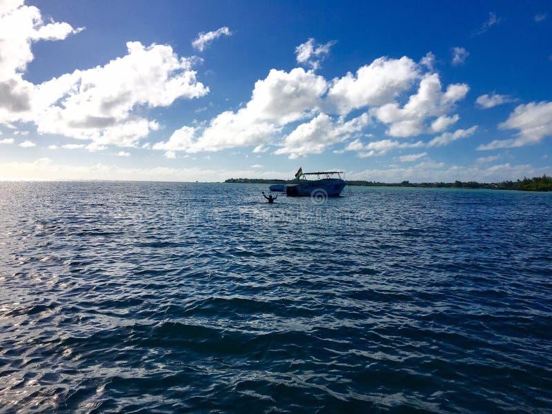 Mein Boot stockfoto