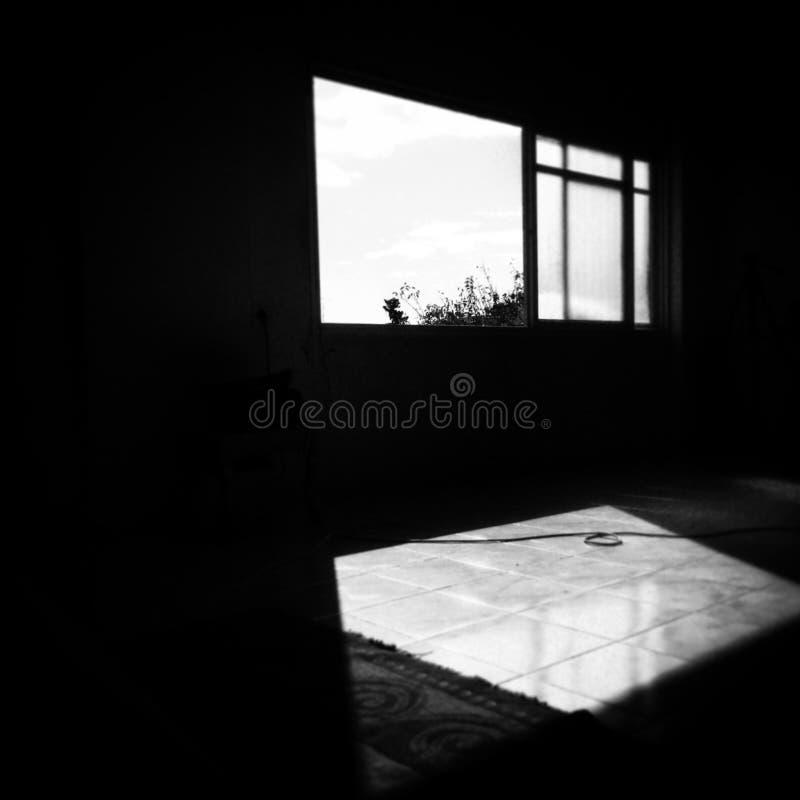 Mein Fenster lizenzfreies stockbild
