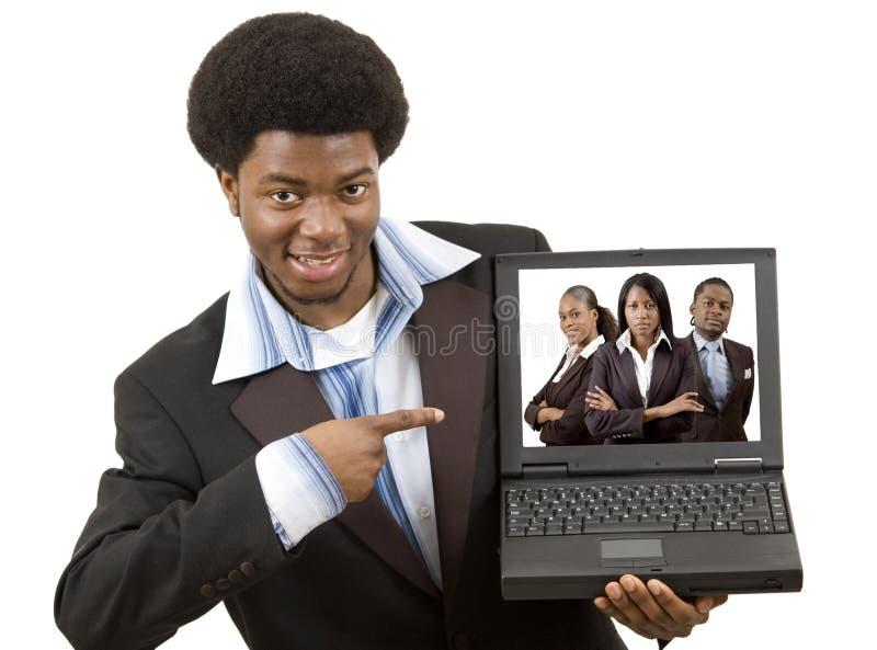 Mein Geschäfts-Team Lizenzfreie Stockfotos