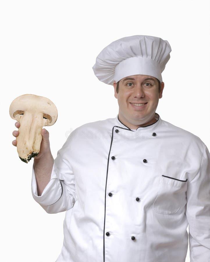 Mein großer Pilz. lizenzfreie stockfotografie