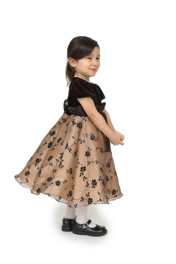 Mein hübsches Kleid lizenzfreie stockfotos