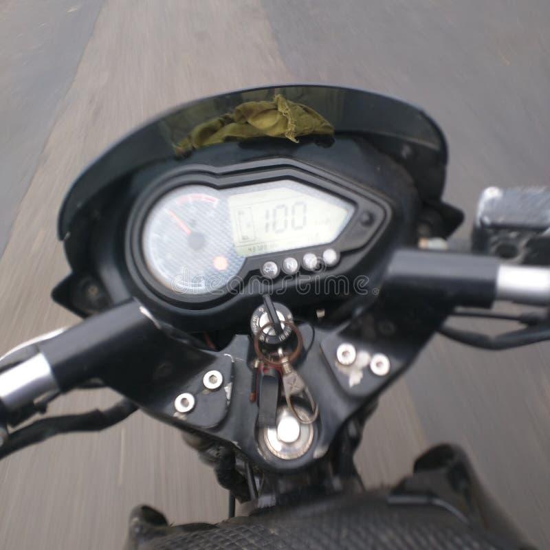 MEIN Palsur-Fahrrad lizenzfreie stockbilder