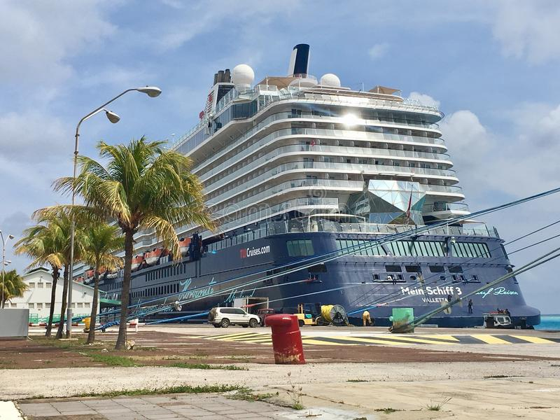 Mein Schiff 3, TUI Cruises foto de archivo libre de regalías