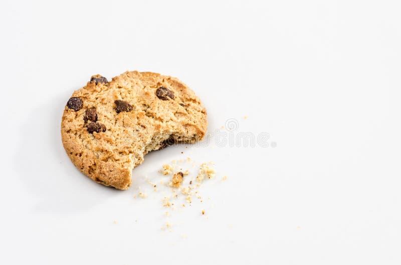 Meio biscoito foto de stock royalty free