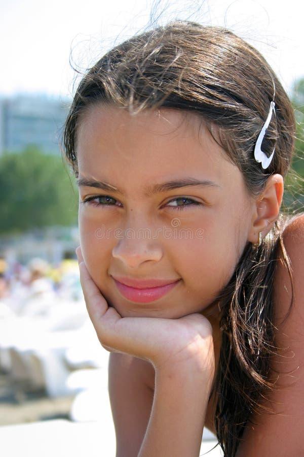 Meisje royalty-vrije stock afbeeldingen