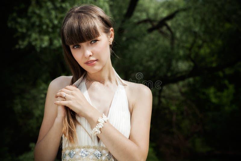 Meisje royalty-vrije stock foto's