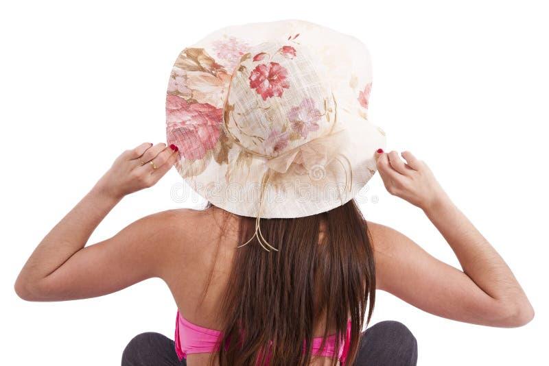 Download Meisje in Bikini stock afbeelding. Afbeelding bestaande uit spaans - 54087767