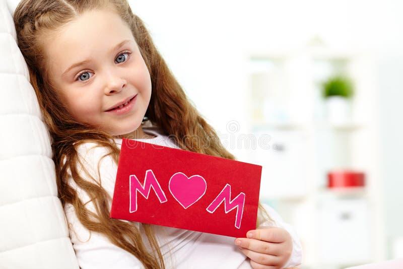 Meisje met kaart stock afbeeldingen