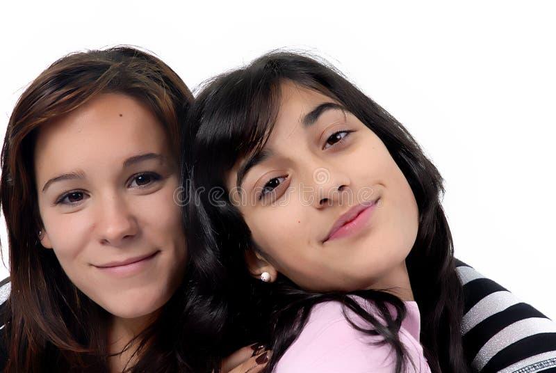 Meisjes royalty-vrije stock foto's