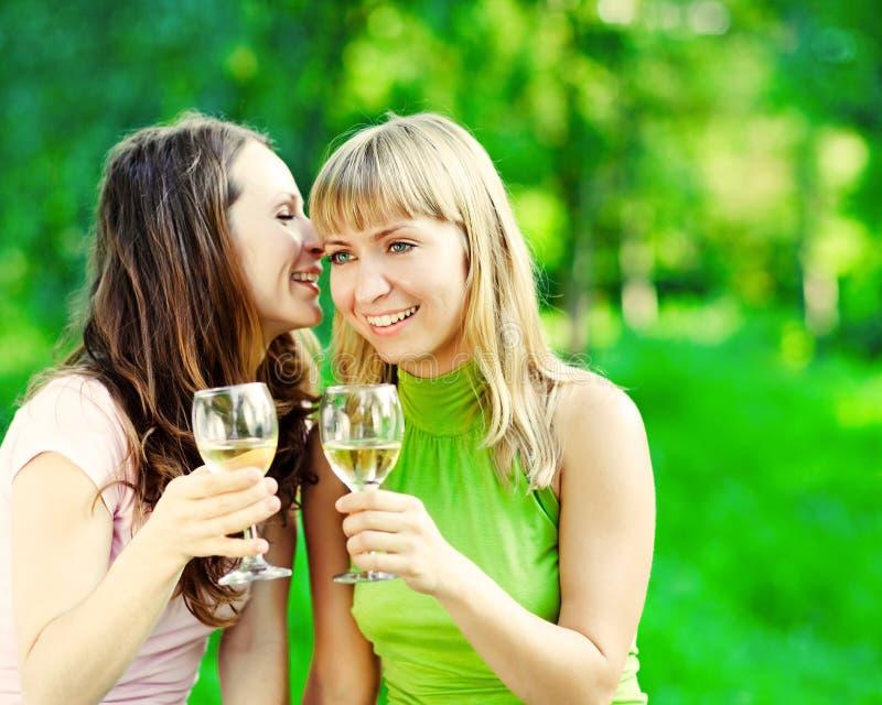 Meisjes stock fotografie