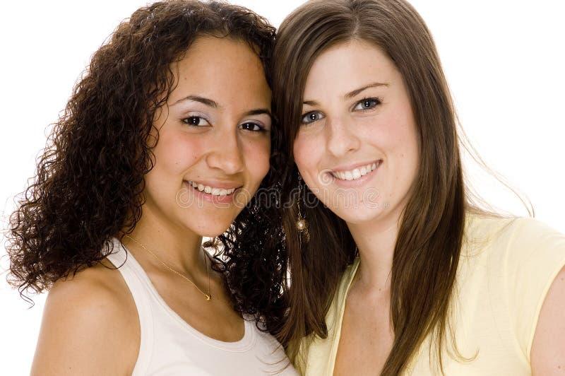 Meisjes stock afbeelding