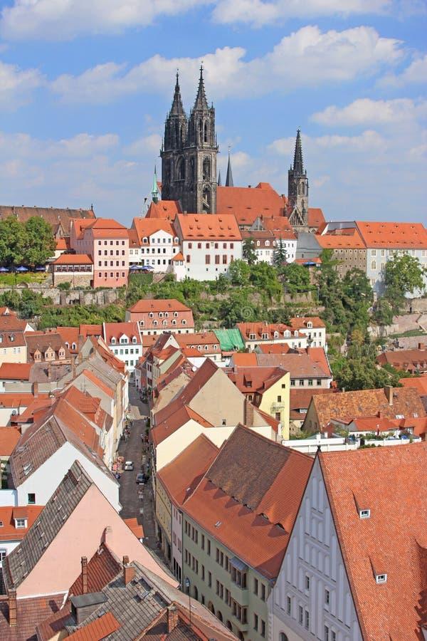 Meissen (Германия) стоковое изображение
