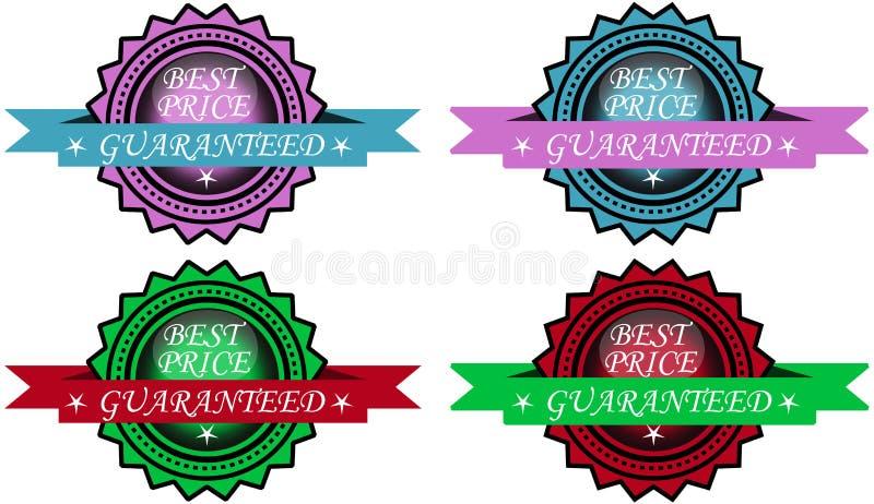 Mejor precio-garantizado imagen de archivo libre de regalías