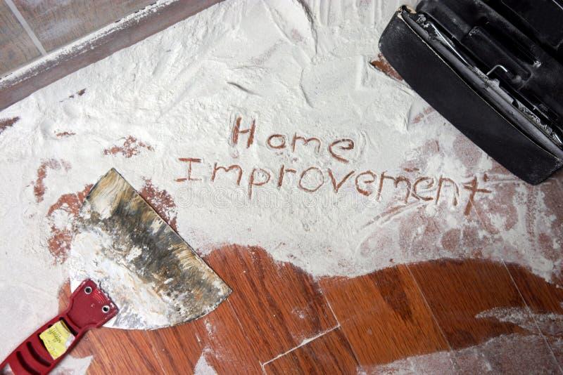 Mejoras para el hogar 1 fotografía de archivo libre de regalías