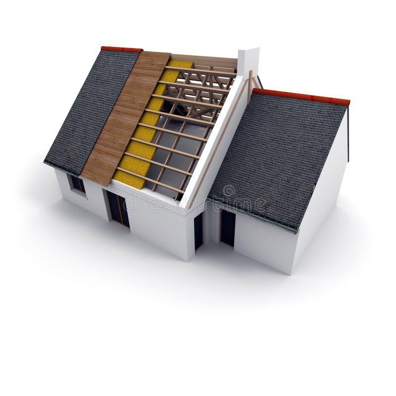 Mejoras para el hogar stock de ilustración