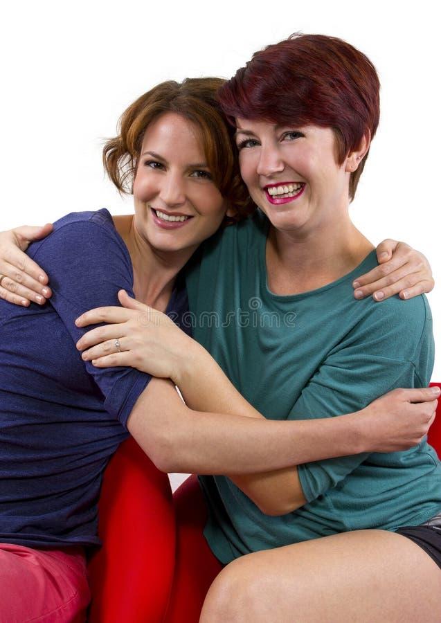 Mejores amigos para siempre imagenes de archivo