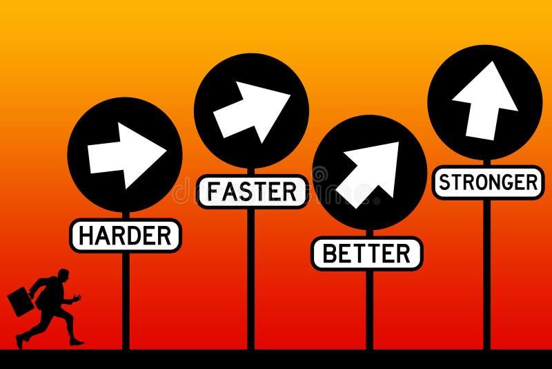 Mejores resultados ilustración del vector