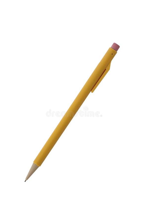 mekanisk blyertspenna royaltyfria foton