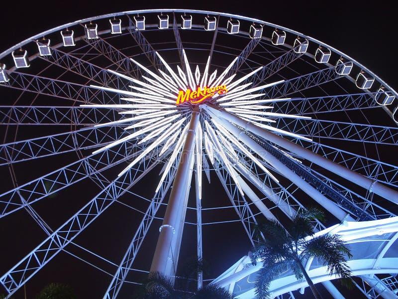 Mekhong Ferris Wheel foto de stock