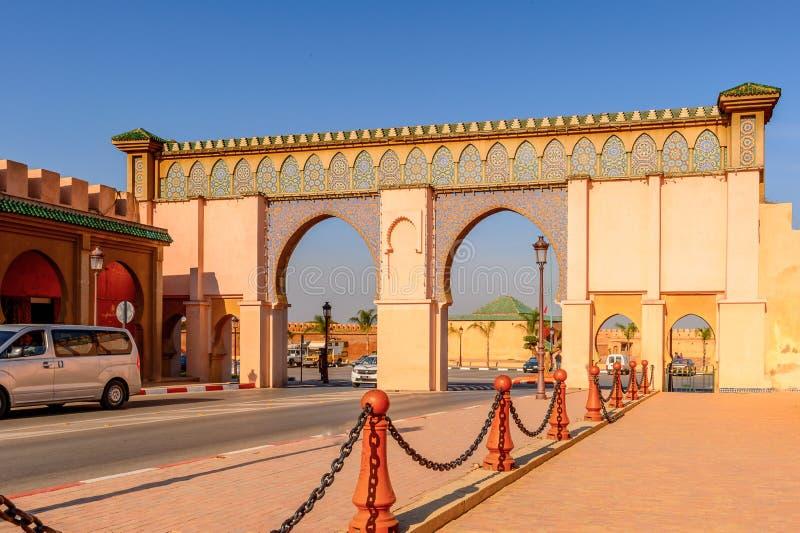 Meknes, Марокко стоковая фотография rf